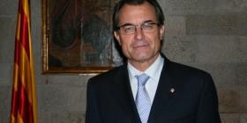 Artur Mas entrevista